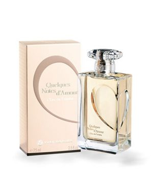 Nước hoa Yves Rocher Quelques Notes d'Amour - 75ML
