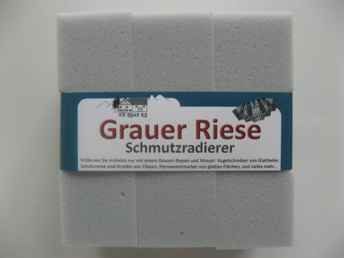 Grauer Riese made in Germany- Schmutzradiere-3